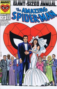 Amazing Spiderman Annual 21
