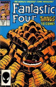 Fantastic Four 310