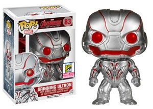 Avengers: Age of Ultron: Grinning Ultron