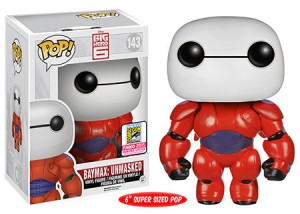"Big Hero 6: 6"" Baymax Unmasked"