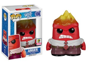 Inside Out: Flamehead Anger