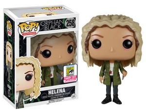 Orphan Black: Parka Helena