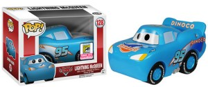 Cars: Dinoco Lightning McQueen