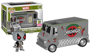 X-Force Deadpool's Chimichanga Truck