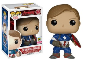Avengers: Age of Ultron: Captain America Unmasked
