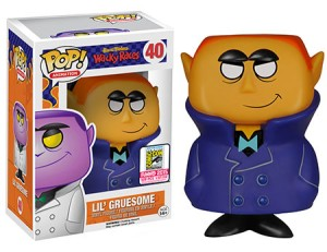 Hanna Barbera: Lil' Gruesome (Orange)