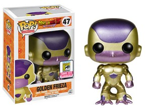 Dragon Ball Z: Golden Frieza