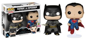 Batman v Superman 2-pack